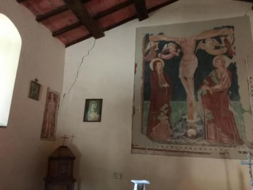 Cassino / Sopralluogo del 3 ottobre 2016 nella Chiesa di S. Lorenzo Martire